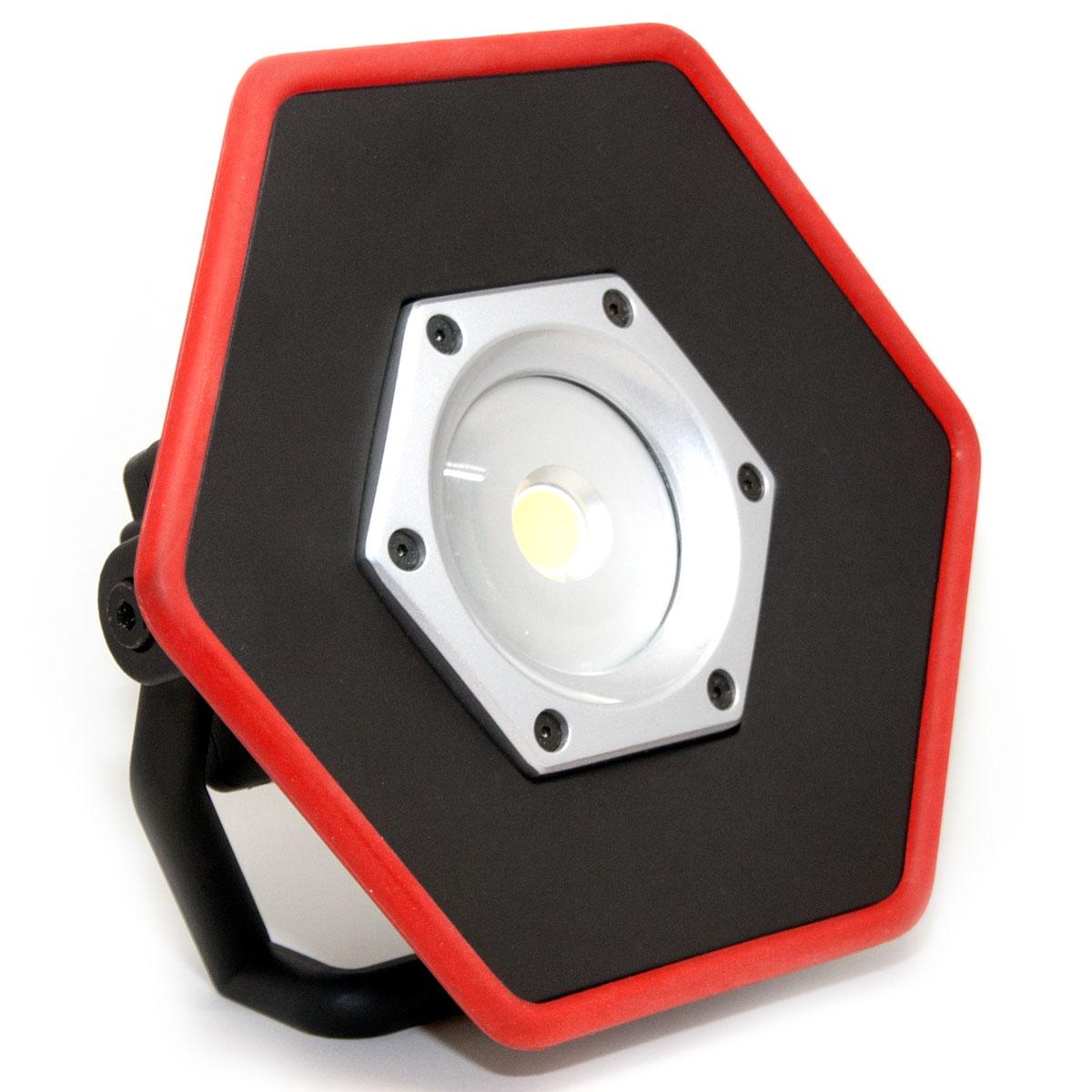 20W Oppladbart LED arbeidslys m/magnetfeste